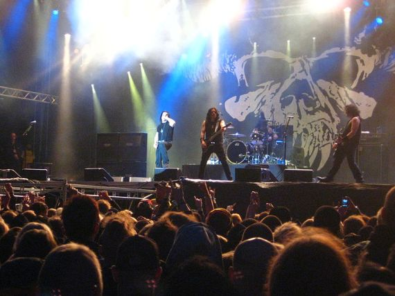 Danzig at Sweden Rock Festival 2010