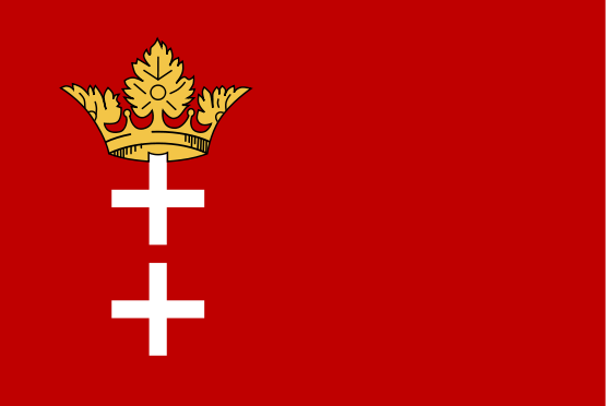 Flag of the Free City of Danzig